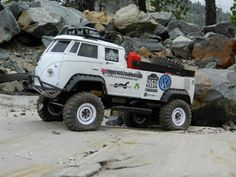 VW Combi off road beast