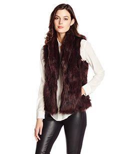 Sam Edelman Women's Fur Vest (bestseller)