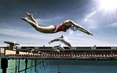 A natação é um dos esportes mais completos, pois movimenta todos os músculos do corpo, venham ver alguns benefícios que listei para quem pratica.