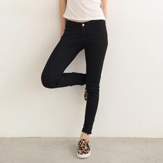 Skinny Pants from #YesStyle <3 SO Central YesStyle.com