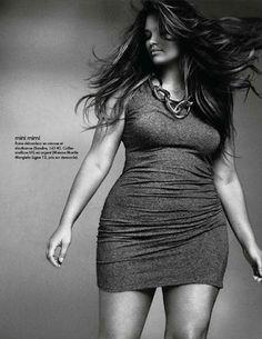 camille reads: Plus Size Model - Tara Lynn