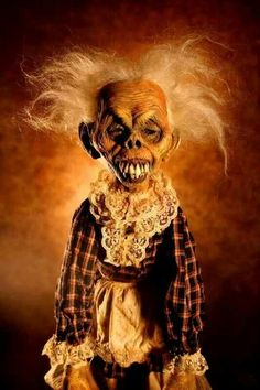 Creepy, my 3rd Grade Teacher at Hallow's Eve Elementary in Hell....or Appleton, Wisconsin....one of the two....I forget.