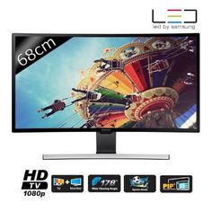 349.99 € ❤ Le Bon Plan #SAMSUNG T27D590CX #TV LED Moniteur Curved Full HD 68cm ➡ https://ad.zanox.com/ppc/?28290640C84663587&ulp=[[http://www.cdiscount.com/high-tech/televiseurs/samsung-t27d590cx-tv-led-moniteur-curved-full-hd-6/f-1062613-samlt27d590cx.html?refer=zanoxpb&cid=affil&cm_mmc=zanoxpb-_-userid]]