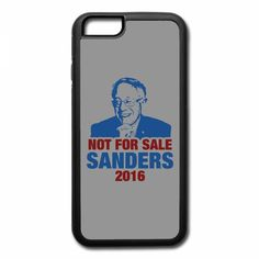 not for sale sanders 2016 2 iPhone 7 Case