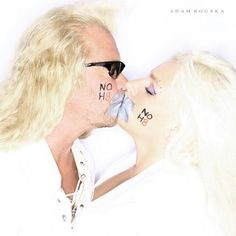 DOG and Beth Chapman (Stars of Dog the Bounty Hunter) Beth The Bounty Hunter, Hunter Dog, Famous Couples, Handsome Actors, Human Rights, Lgbt, Beautiful People, Photo Galleries, Celebrities
