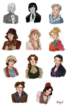 Gender-bent Doctor Who – The Doctor as a woman
