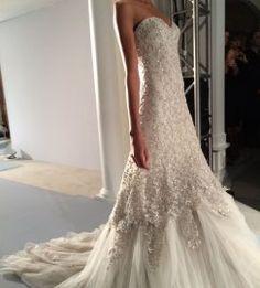 Zunino Couture Bridal Show Fall 2014 – Lisa Robertson