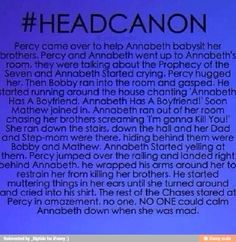 percy jackson percabeth headcanons - Google Search