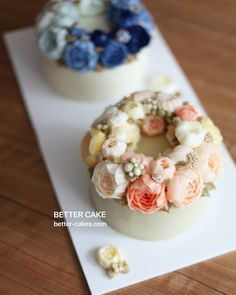 Done by student of Better class (베러 심화클래스/Advance class) www.better-cakes.com…