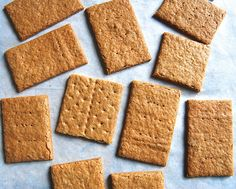 Crisp, light, and just sweet enough, these graham crackers pay homage to the original 100% whole wheat cracker, invented over 150 years ago.