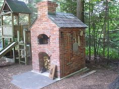 Next summer project? Wood fired brick oven!