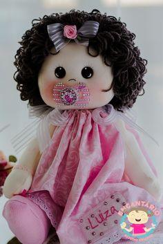 Boneca Bebê Personalizada 45 cm