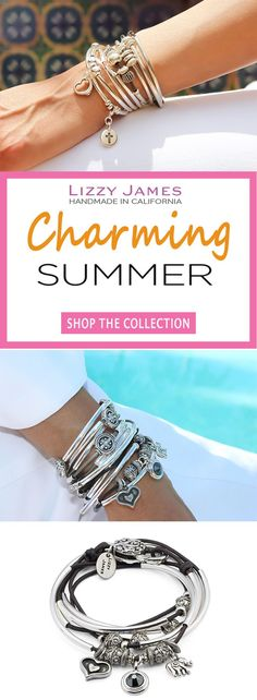 With FREE Shipping on USPS orders plus 15% OFF for all 1st time buyers, let Lizzy James Jewelry heat u
