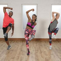 14 Dance Workouts That Are So Fun, You'll Forget It's Exercise