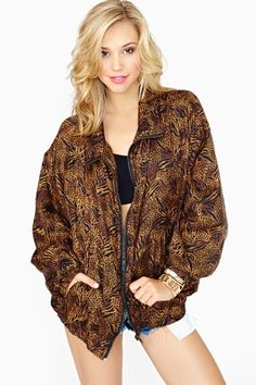 I love these bomber jackets on Nasty Gal. Wish I could afford one ugh!