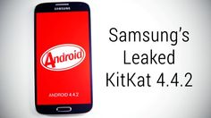 The latest test firmware I9505XXUFNA5 Android 4.4.2 for the Galaxy S4 (LTE) international version has been leaked via SamMobile. This update includes some tweaks in the UI, performance driven by the firmware released previously is improved and bugs fixed. For the users whose Galaxy S4 handset is already rooted to this new test firmware, a CF auto tool has been released as a courtesy of a senior XDA developer.