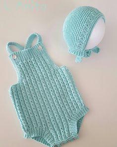 202 Likes, 34 Comments - 💟💟💟L''Anita💟💟💟 (L'Anita) on Crochet For Boys, Knitting For Kids, Crochet Baby, Knit Crochet, Baby Knitting Patterns, Crochet Patterns, Tricot Baby, Baby Pullover, Romper Pattern