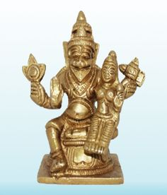 Narsimha And Laxmi Idol Religious God Sculpture Festival