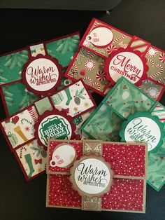 Christmas gift card holders by Joanne Christmas Gift Card Holders, Holiday Cards, Christmas Cards, Christmas Clipart, Christmas Paper Crafts, Diy Christmas Gifts, Gift Cards Money, Cash Gifts, Gift Envelope