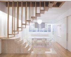 Open/Gesloten: Deze trap is open en gesloten.