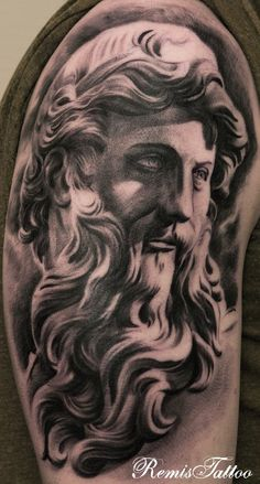 Wonderfully done ancient (I'm not good at history- is it Greek or Roman?) tattoo