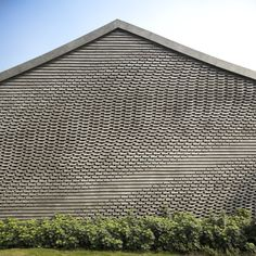 The Lanxi Curtilage / Archi Union Architects / #pattern