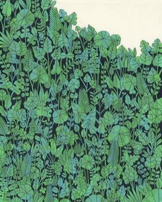 A selection of work by Brooklyn-based illustrator/plant-lover Rose Wong. More images below. Rose Wong on Tumblr