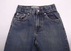 Levis 569 Boys Size 7 Slim Jeans Pants Loose Fit 5 pocket Adjustable Waste  #Levis #LooseStraight #Everyday