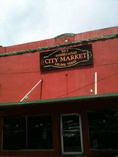 City Market, Luling Texas