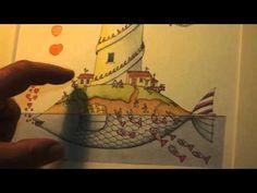 "Paolo Della Valle Watercolor ""Life's Cycle"" £225 Video"