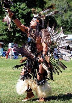 Native American Tribal Dance.