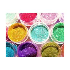 Glitter--Please give credit to Scribbles!! ❤ liked on Polyvore featuring backgrounds, pictures, glitter, rainbow, photos and fillers