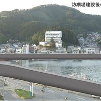 このままでは日本国中の海岸が壁で囲まれてしまう!?