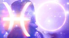 ☾⊙☽ Most Powerful Moon of the Year - New Moon and The solar eclipse in Pisces Art © Ellen Vaman www.facebook.com/ellen.vaman1 #EllenVaman #VisionaryArt #NewMoon #SolarEclipse #Astrology #Space #Cosmos #Pisces #Spiritual #Love #Light #Consciousness #Goddess 1978.2