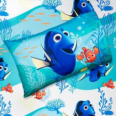 Finding Dory Sheet Set - Twin | Disney Store