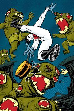 Madman by Dave Johnson