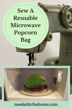 Reusable microwave p