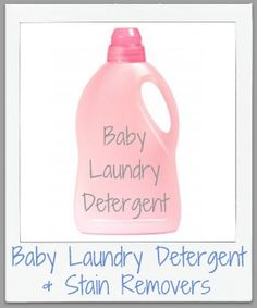 Wow, I had no idea there were so many laundry products made for baby clothes - from detergent, stain removers, fabric softeners and dryer sheets. This is a comprehensive list of the brands available, with reviews where available.