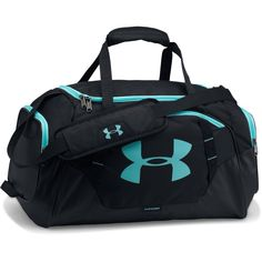 Under Armour Black Black UA Undeniable 3.0 Small Duffel 335c7f0e73dfc