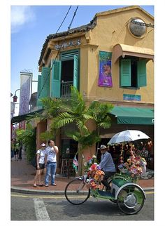 Malacca - A fascinating and exciting city offering a snapshot of both old and new Malaysia.