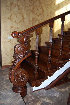 Have you really paid much attention to the stairs and railings in someone's house?