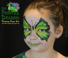 Photo Gallery - The Painted Dragon -- Face painting for the Quad Cities and surronding areas.