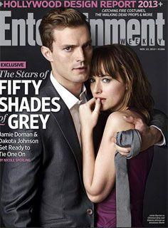 Fotos de Christian Grey y el resto de actores definitivos de la película de 50 Sombras de Grey