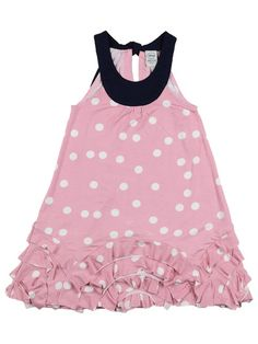 Pretty in polka dots! Get free shipping on this IMOGA Noelle Dress.