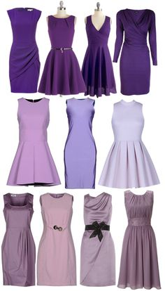 purple coctail-dresses from polyvore