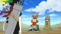 Senyuu episode 2 The Hero's Encounter