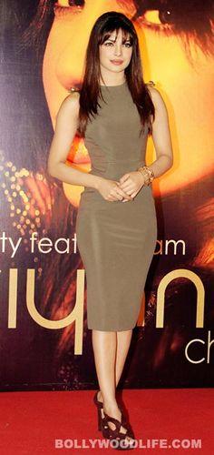 #PriyankaChopra want this hair length, cut, & color