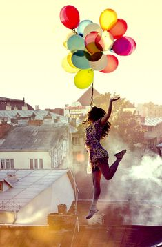 Coloured Baloons _ Palloncini Colorati
