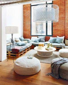 Σπίτι και κήπος διακόσμηση: Εθισμένος με τις Παλέτες - 32 Diy κρεβάτια κατασκευασμένα από παλέτες