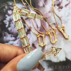 All you need in life is a whole lot of love and a little bit of sparkle to get you by  : @kreshabajaj #Love #Prerto #Jewelry #Fashion #Luxury